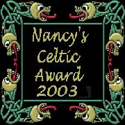 Celtic Award